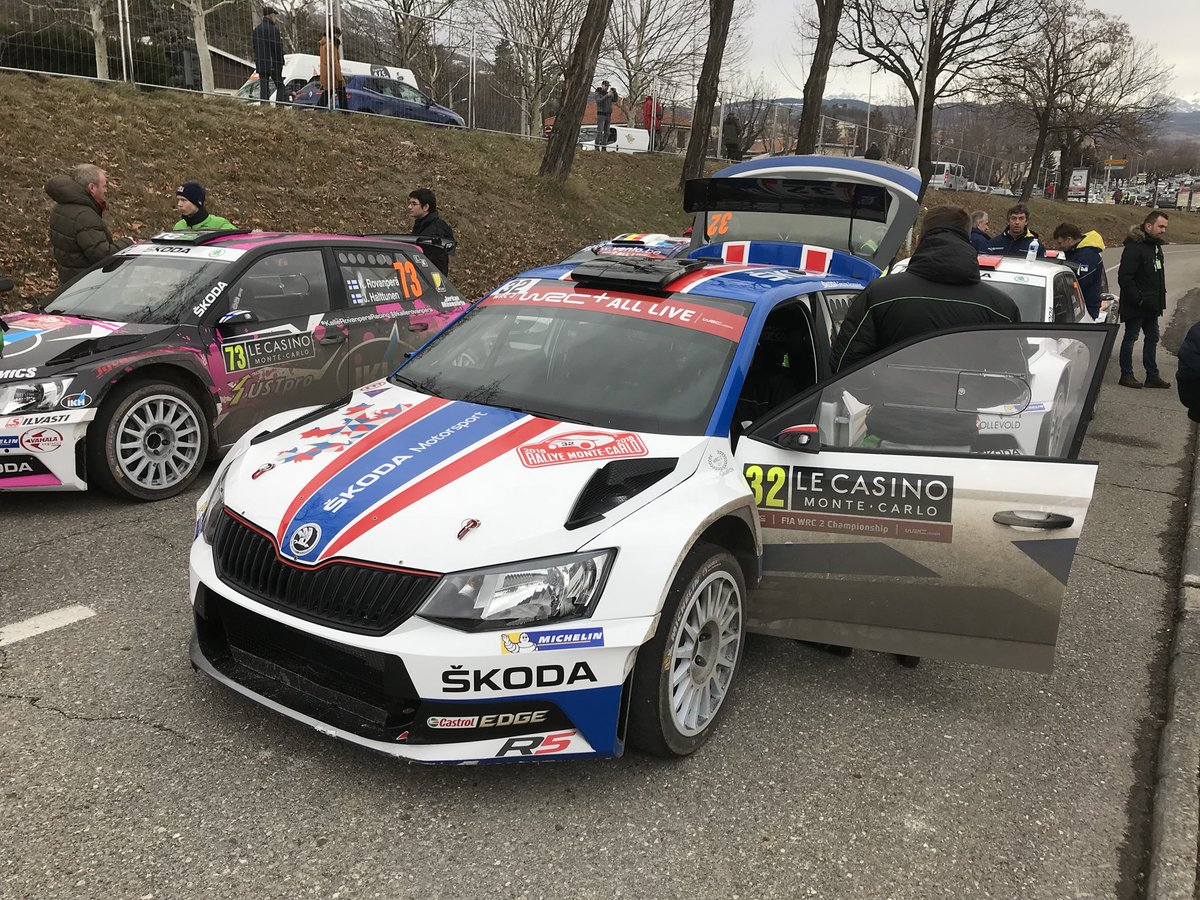 Rally Montecarlo 2018 - Página 3 DUeKY7PWsAAt90p