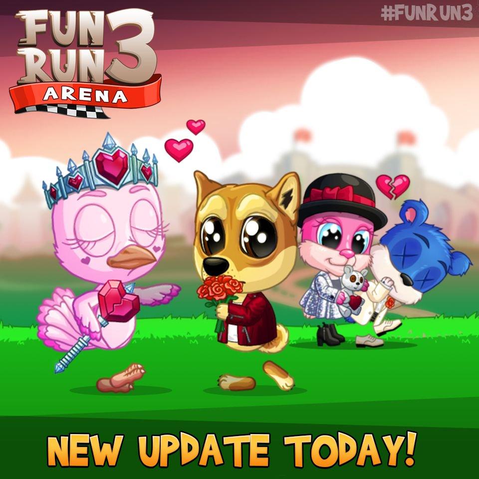 Multiplayer Games Fun Run
