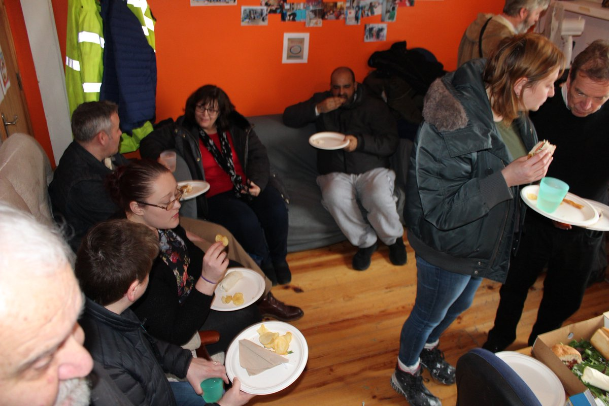 Last Thursday Canopy Housing Welcomed People From Around The UK Who Wanted To Learn More About Setting Up A Community Based Project