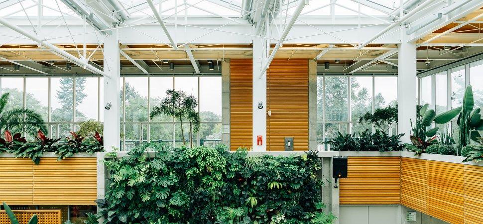 Messe orgatec arbeit neu denken for Office design trends 2018