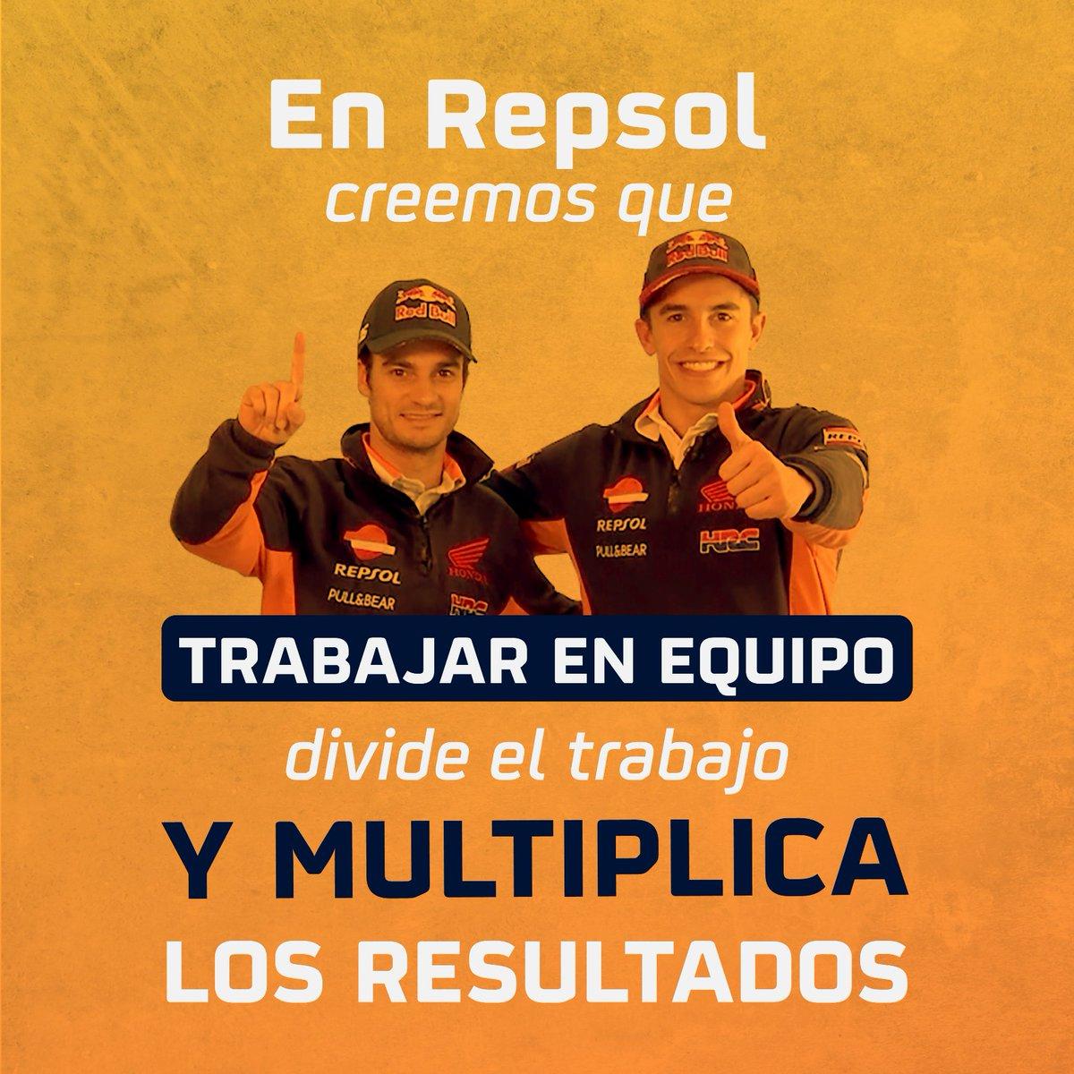 Repsol On Twitter Nadie Sabe Todo Todos Sabemos Algo Y Entre