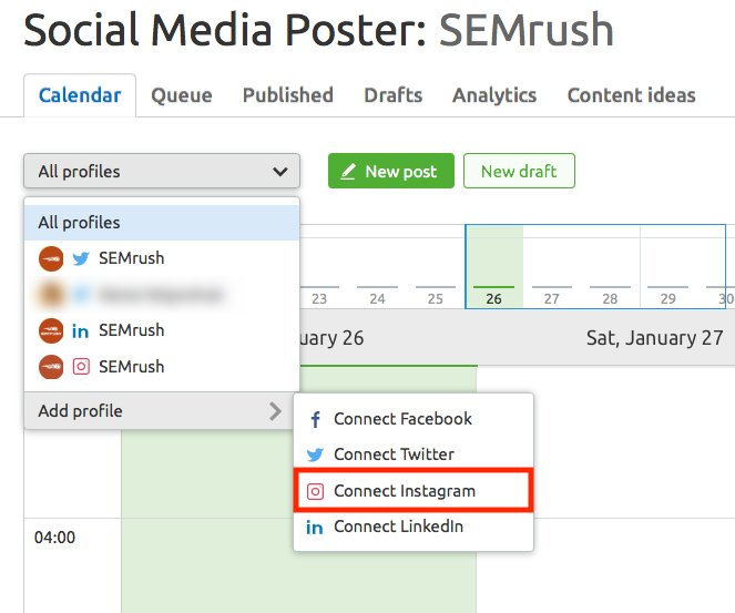 Things about Semrush Twitter