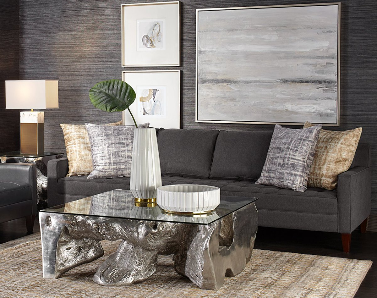 Luxe for Less Exclusive  create chic spaces in your home with our curated  furniture and decor collections that offer on-trend fashion at even more ... 81990bf7616ab