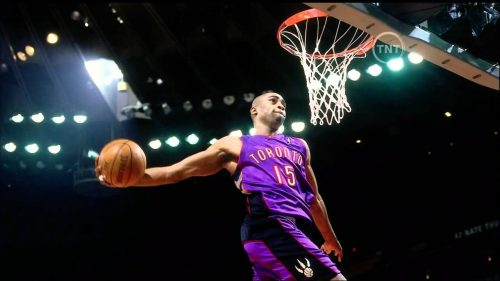 [Happy Birthday] Les plus beaux dunks de Vince Carter