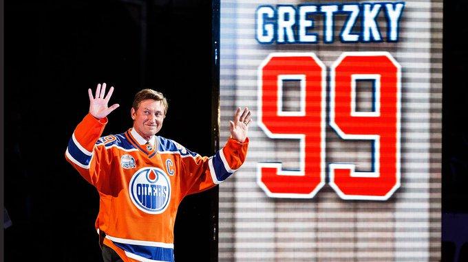 "Happy Birthday to \""The Great One\"" Colonel Wayne Gretzky!"