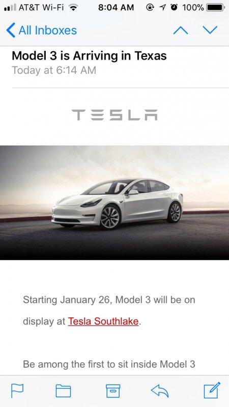 Tesla Texas Forum