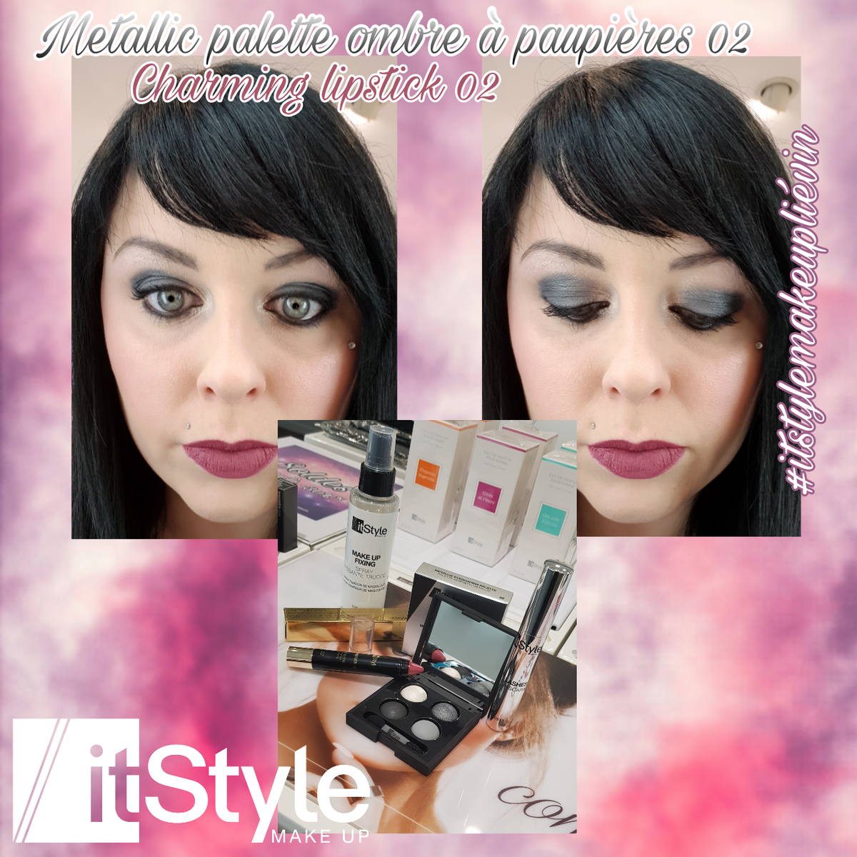 Souvent maquillage hashtag on Twitter AQ52
