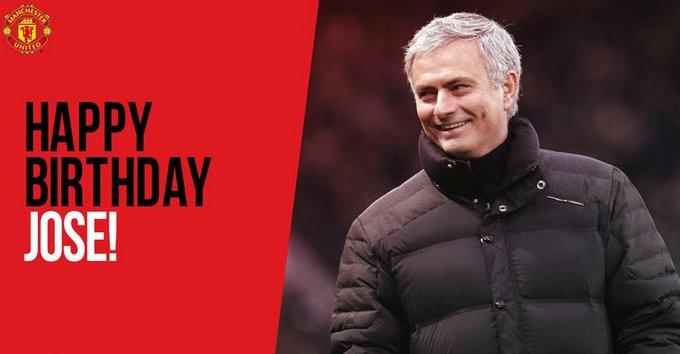 Jose Mourinho turns 55 Today!!! Happy Birthday \THE  SPECIAL ONE\