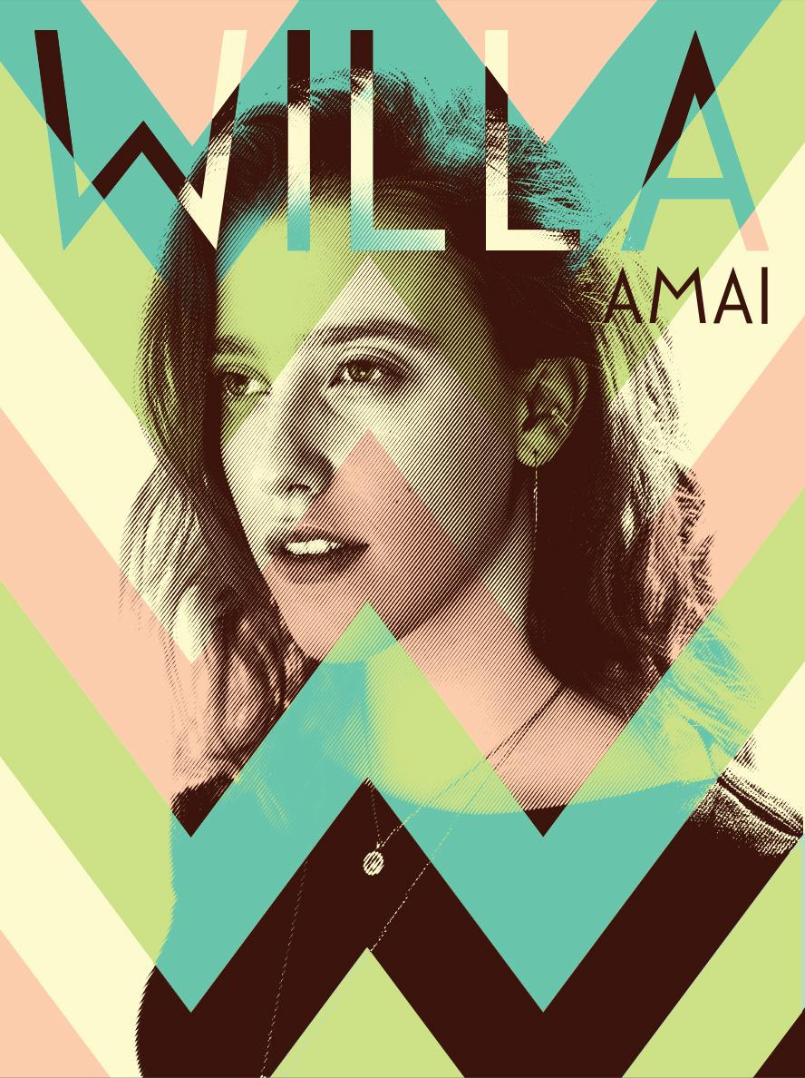 Willa Amai is a dear family friend and amazingly talented. Check it out! @WillaAmai smarturl.it/WillaAmaiHBFS