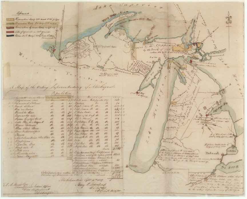 Atlases Maps Native American Studies Research Guide