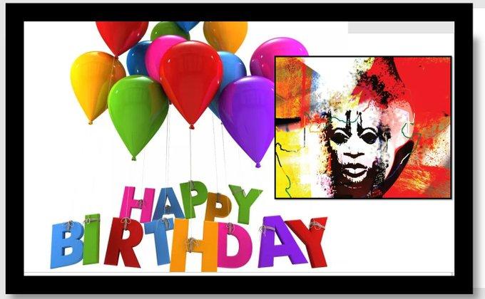 Happy Happy Birthday to Ms. Angela Davis!
