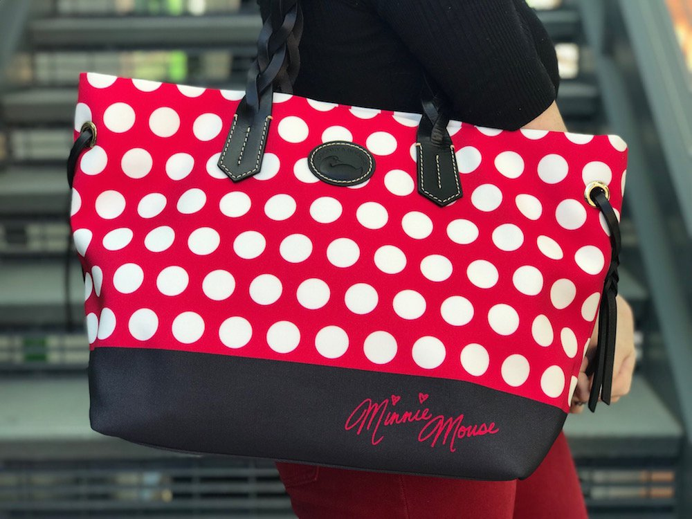 dooneyandbourke rocks the dots with their must-have Minnie tote   http   di.sn 6012DMA8n  shopping  disneypic.twitter.com 3Ld8rY8FT4 eeca60637a9f2