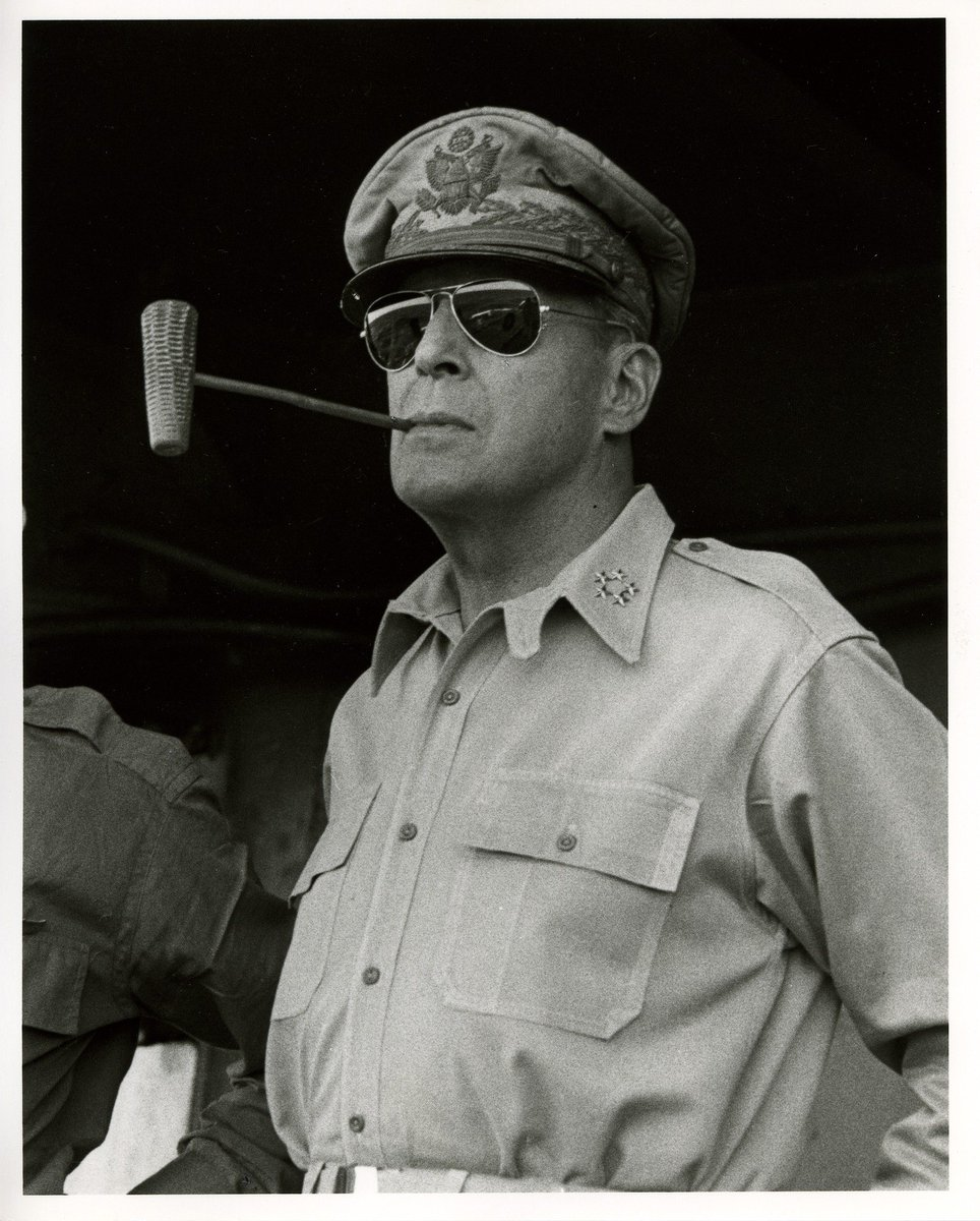 the life of general douglas macarthur history essay I have an essay to write about the following question, i don't need help with writing the whole essay but maybe just a few ideas or some resources that might be able to help me along the way so here's the question: duty, honor, country these three hallowed words reverently dictate what you ought to be, what you can be and what you will be&quot to what extent did general douglas macarthur.