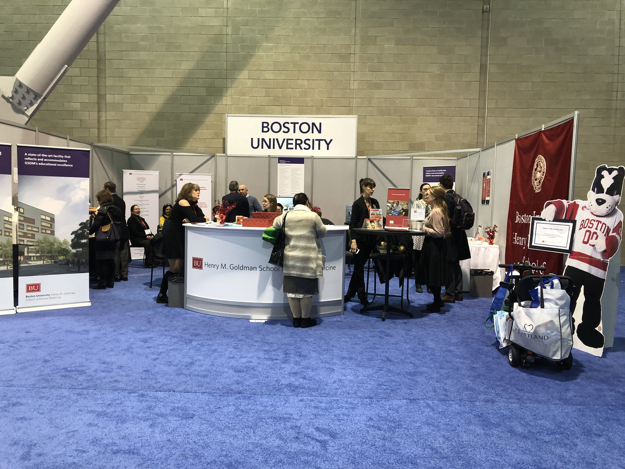 Bu Dental On Twitter Come Fine Us At The Yankee Dental Conference