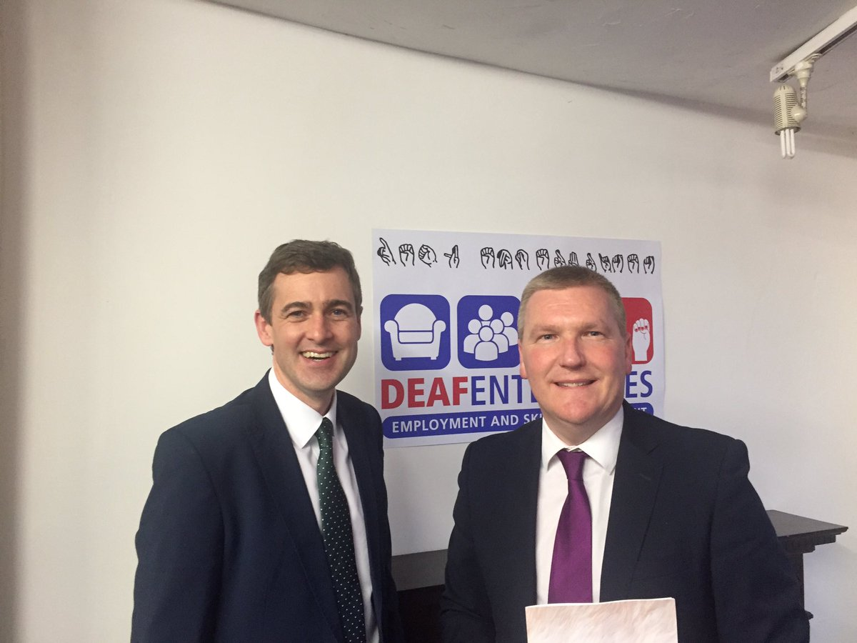 employment for deaf and hard of hearing