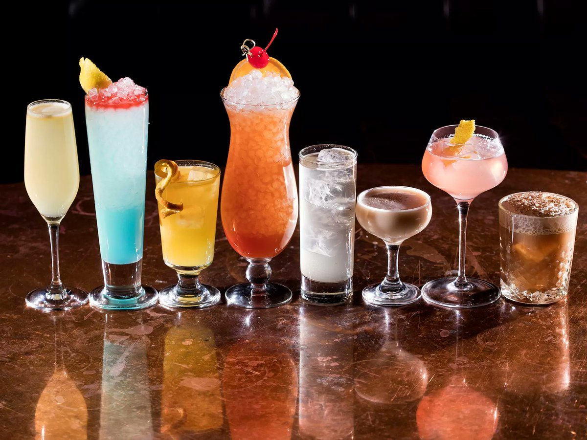 Here's A Few Lazy Cocktails To Make