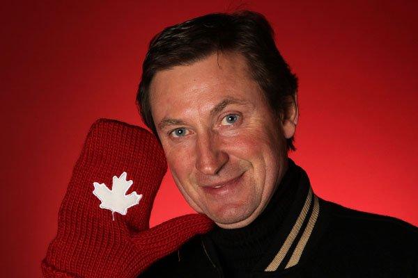 "Happy 57th Birthday to \""The Great One,\"" Wayne Gretzky! -"