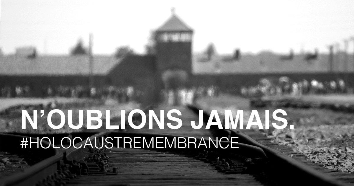 dc4075778e514 Journée internationale dédiée à la mémoire des victimes de l Holocauste    n oublions jamais. Le travail de transmission est essentiel pour lutter  contre le ...