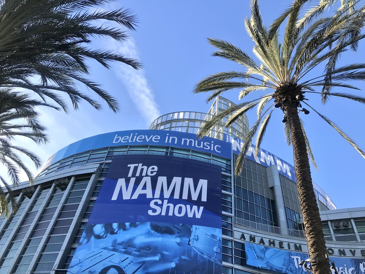 Digital la namm features music tech ok go and a lot of for Build on your lot oklahoma
