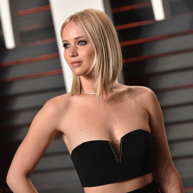 Jennifer Lawrence Sexy Boobs