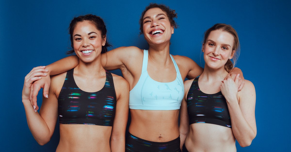 358f52dbcd ... sports bras to middle school girls in need. When you shop with Oiselle  or join  OiselleVolée