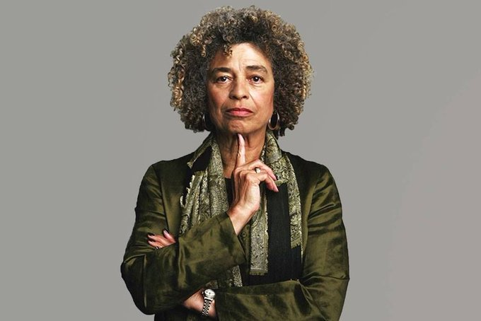 """Radical simply means \grasping things at the root.\\"" Happy Birthday to Angela Davis"