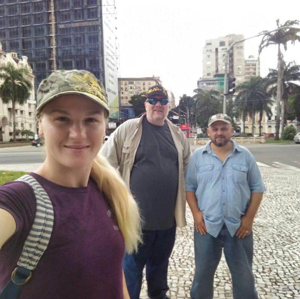 Valentina Shevchenko  - Brazil. Bele twitter @BulletValentina ufcbelem,february3,teambullet,brazil