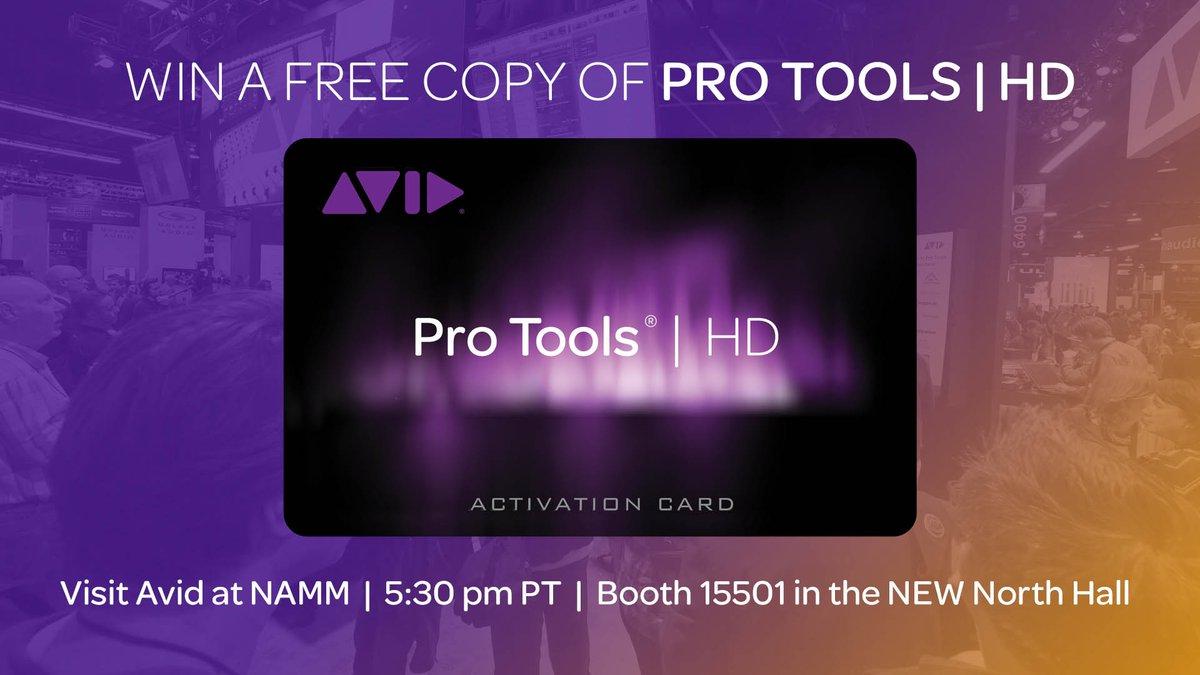 Avid Pro Tools on Twitter:
