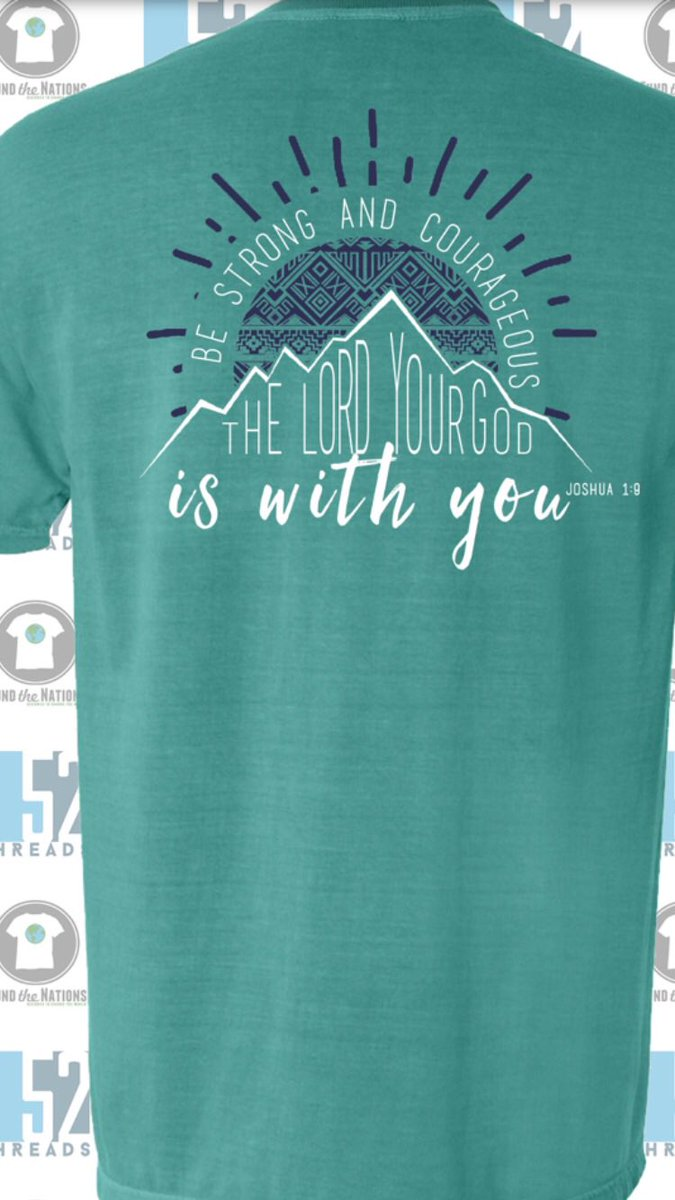 44a33cb4 ... it is $2 extra for 2X & 3X I would love for your support & prayers for  this mission trip. Message me if you want one #ShopFTN  pic.twitter.com/srZ9wetIw0
