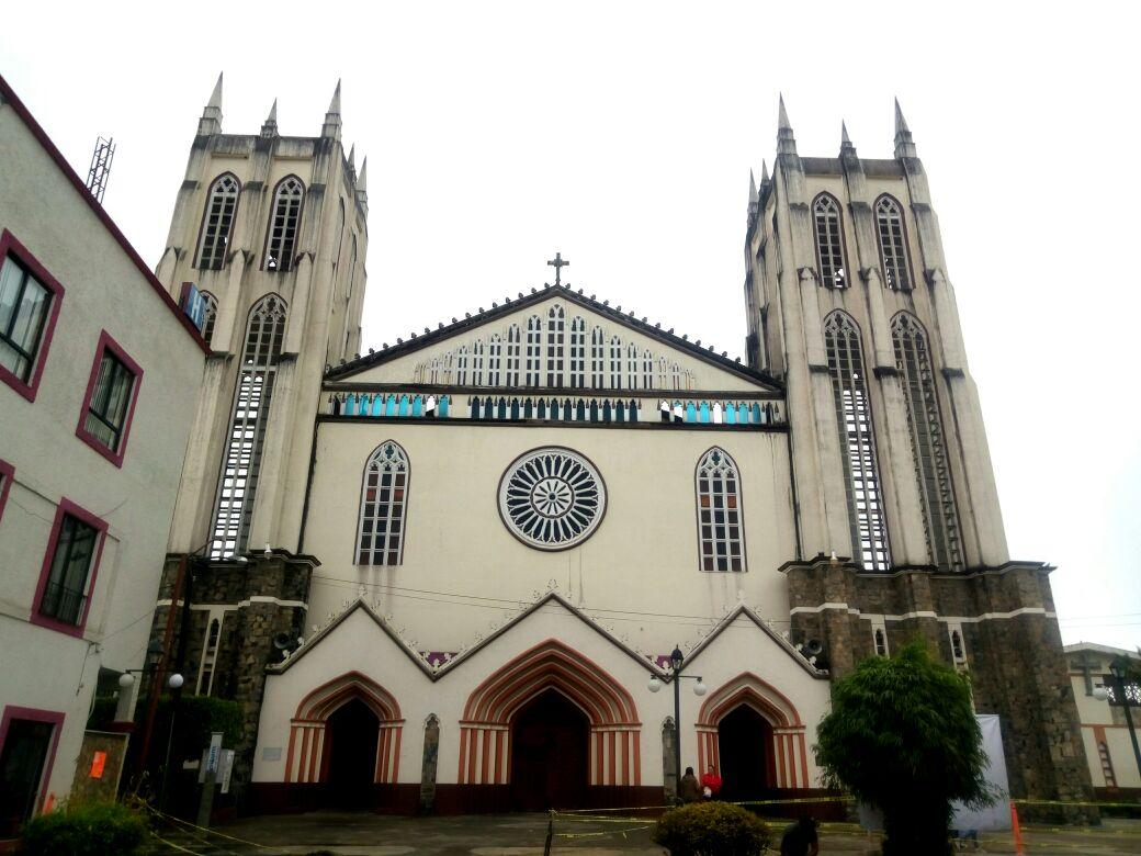 Parroquia de San Juan Bautista, Xicotepec