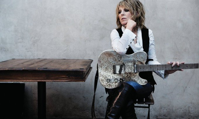 Happy birthday to one of our favs, Lucinda Williams! (