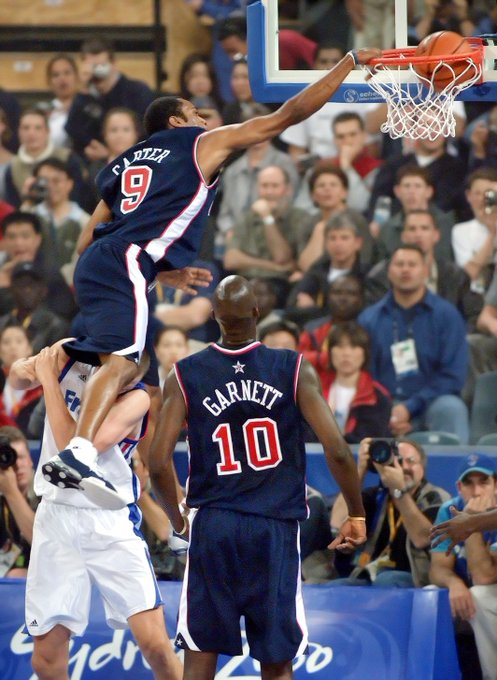 Happy Birthday to Vince Carter, who turns 41 years old today