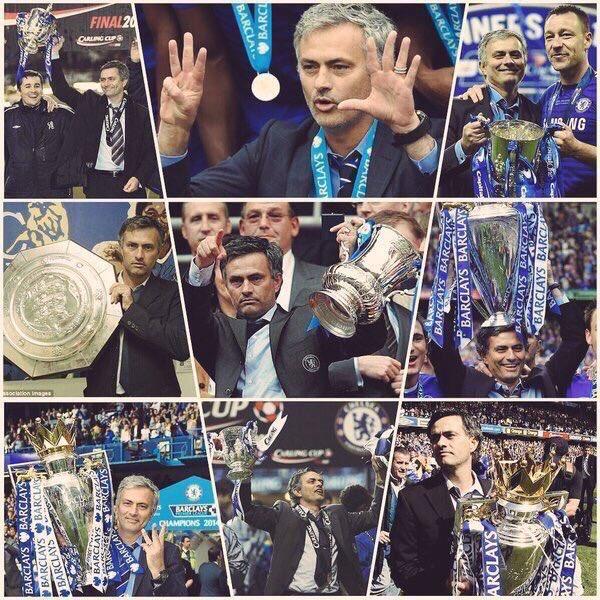 Happy birthday José Mourinho .