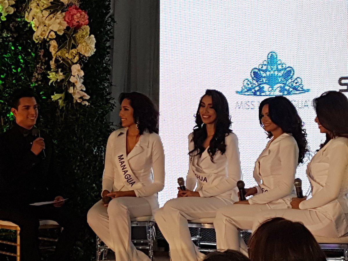 candidatas a miss nicaragua universo 2018. final: 03-24.  - Página 2 DUg5O_gXUAUGNWW