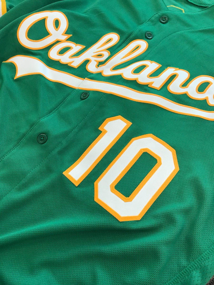 premium selection 5fed9 573f0 Oakland A's on Twitter:
