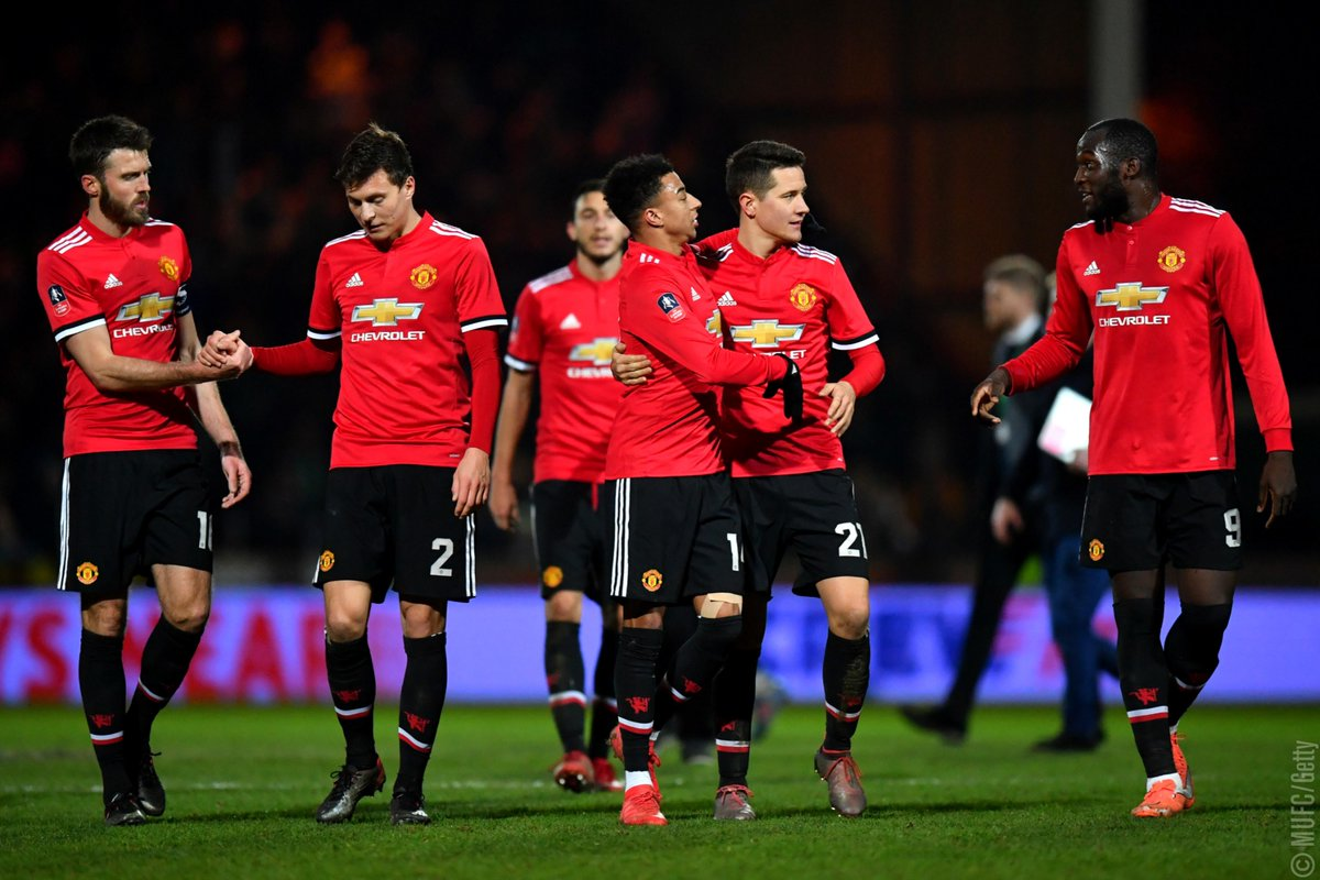 Manchester united on twitter mufc in 2018 manchester united on twitter mufc in 2018 5 games 5 wins 12 goals scored 0 goals conceded stopboris Image collections