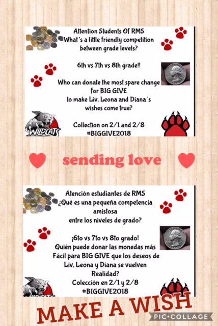 Q significa sending love en español