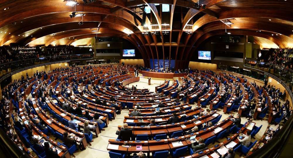 Relations with #Russia as central topic of #PACE winter session https://t.co/Gi0sDVWDY5