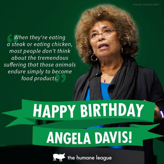 Happy Birthday, Angela Davis!