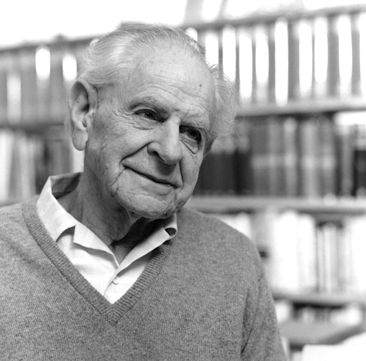 karl poppers first thesis Science: conjectures and refutations sir karl popper overview popper's speech, given in 1953, addresses two major problems in the philosophy of science that were of.