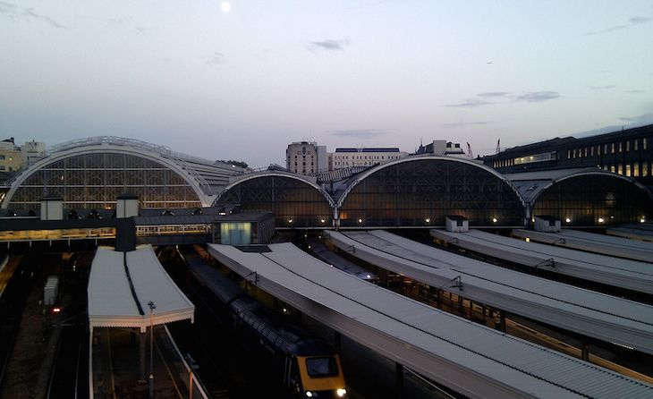 9 secrets of Paddington station: https://t.co/wV3Ja53IXn