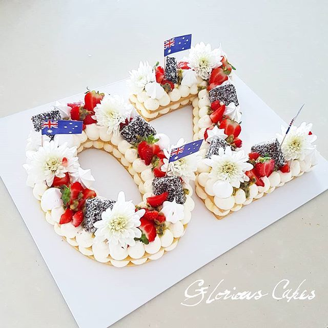 Glorious Cakes On Twitter Aussie Spin On The Cookie Cake Craze