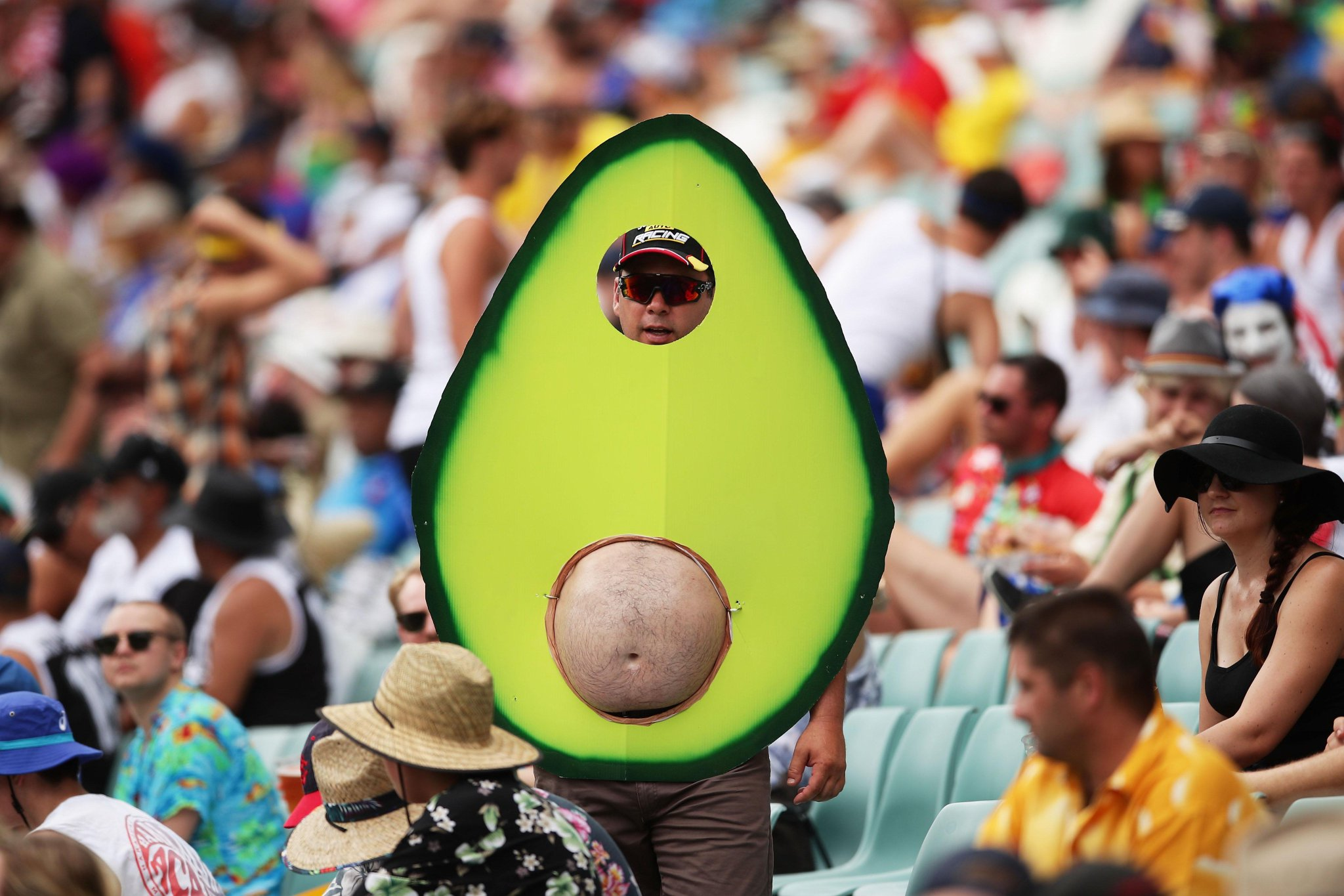 RT @WorldRugby7s: Best. Costume. Ever. 🥑  #Sydney7s https://t.co/e5DG8EyuOc