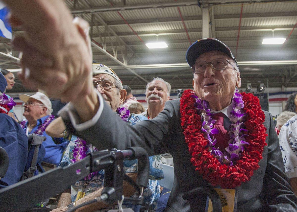 Legislators honor Don Stratton, #ColoradoSprings survivor of #PearlHarbor attack: https://t.co/OJDjYtj5tC
