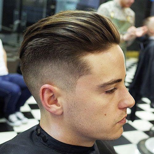 Mens Hairstyles TopMensHair Twitter - Hairstyle barbershop indonesia