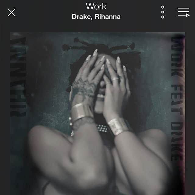 2 years ago today Work hit Tidal with mesmerising accent and classic Lyrics. Happy birthday work.