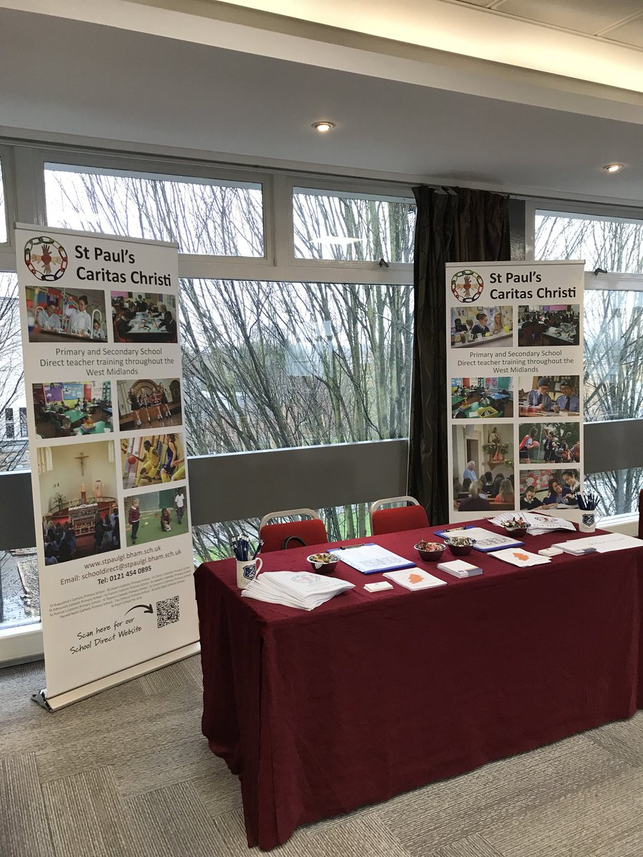 Come and visit to find out about training for primary and secondary teaching with us @warwickuni #TrainToTeach #UCAS