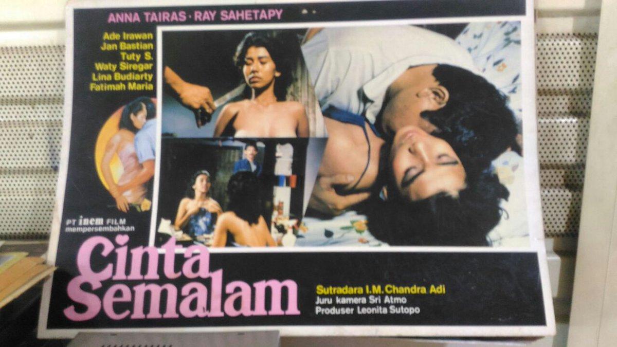 Poster film jadul