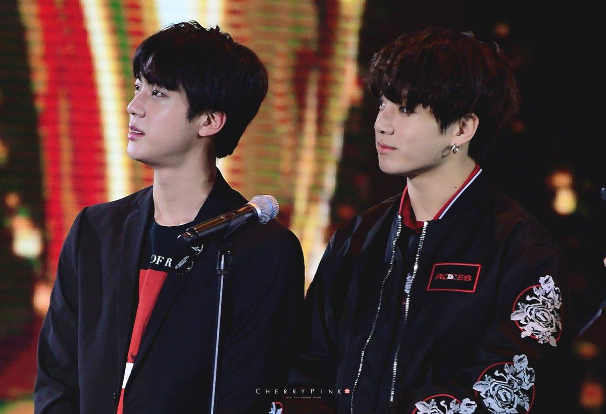 Bts Jin Updates Epiphany On Twitter Hq 180125 27th Seoul Music