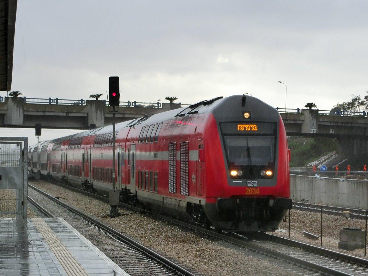 イスラエル鉄道